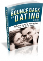 The Bounce Back To Dating Guide Private Label Rights