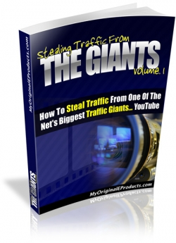 Stealing Traffic From The Giants : Volume 1