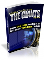 Stealing Traffic From The Giants : Volume 1 Private Label Rights