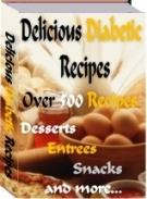 Delicious Diabetic Recipes Private Label Rights