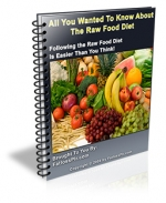All You Wanted To Know About The Raw Food Diet Private Label Rights