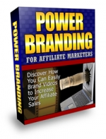 Power Branding For Affiliate Marketers Private Label Rights