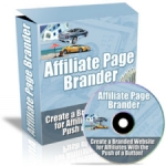 Affiliate Page Brander Private Label Rights