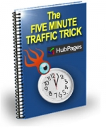 The Five Minute Traffic Trick Private Label Rights
