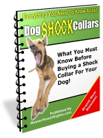 Dog Shock Collars Private Label Rights