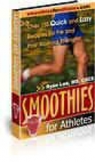 Smoothies for Athletes Private Label Rights