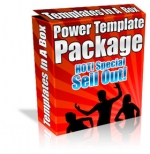 Power Template Package Private Label Rights