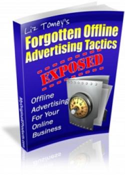 Forgotten Offline Advertising Tactics