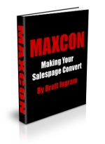 MAXCON : Making Your Salespage Convert Private Label Rights