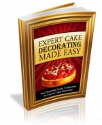 Expert Cake Decorating Made Easy! Private Label Rights