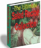The Ultimate Salad Recipe Collection Private Label Rights