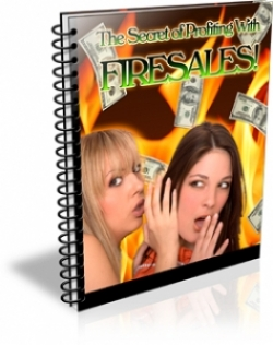 The Secret of Profiting With Firesales!