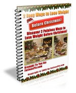 2 Easy Ways To Lose Weight Before Christmas Private Label Rights