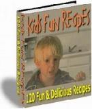 Kids Fun Recipes Private Label Rights