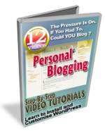 Personal Blogging Private Label Rights