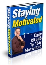 Staying Motivated Private Label Rights