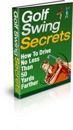 Golf Swing Secrets Private Label Rights