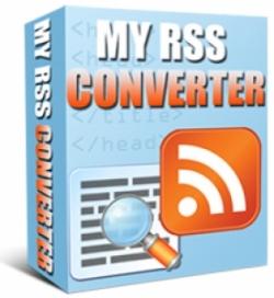 My RSS Converter