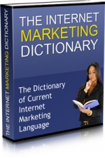 The Internet Marketing Dictionary Private Label Rights