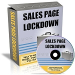 Sales Page Lockdown Private Label Rights