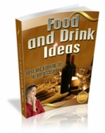 Food And Drink Ideas Private Label Rights