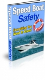 Speed Boat Safety Private Label Rights
