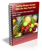 Losing Weight Quickly With The Raw Food Diet Private Label Rights