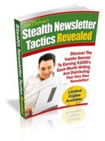 Stealth Newsletter Tactics Revealed Private Label Rights