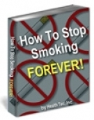 How To Stop Smoking Forever! Private Label Rights