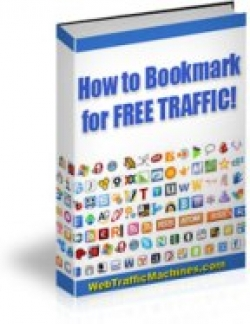 How To Bookmark For Free Traffic!
