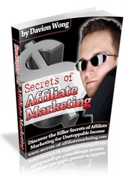 Secrets Of Affiliate Marketing