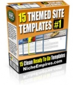 15 Theme Templates #1 Private Label Rights