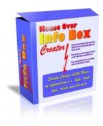 Mouse Over Info Box Creator Private Label Rights