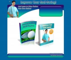 Golf Swing Minisite