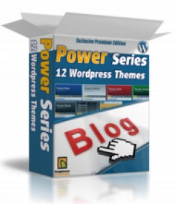Power Series 12 Wordpress Themes