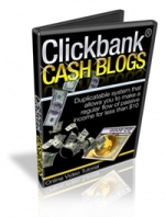 Clickbank Cash Blogs Private Label Rights