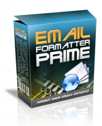 Email Formatter Prime Private Label Rights