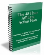 The 48-Hour Affiliate Action Plan Private Label Rights