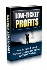 Low-Ticket Profits Private Label Rights