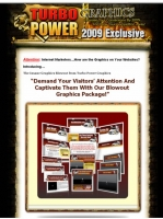 Turbo Power Graphics - 2009 Exclusive Private Label Rights