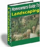 Homeowners Guide To Landscaping Private Label Rights