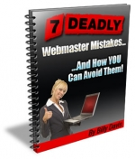 7 Deadly Webmaster Mistakes Private Label Rights
