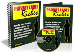 Private Label Riches