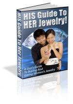 His Guide To HER Jewelry! Private Label Rights