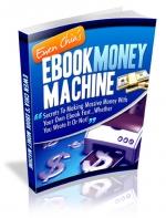 Ebook Money Machine Private Label Rights