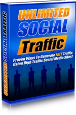 Unlimited Social Traffic Private Label Rights