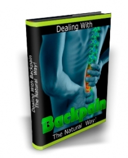 Dealing With Backpain The Natural Way