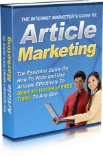 The Internet Marketer's Guide To Article Marketing Private Label Rights