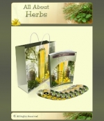 All About Herbs Minisite Private Label Rights
