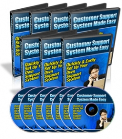 Customer Support System Made Easy